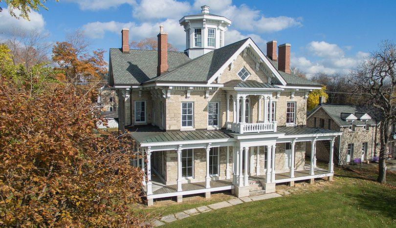 Kelleys Mansion