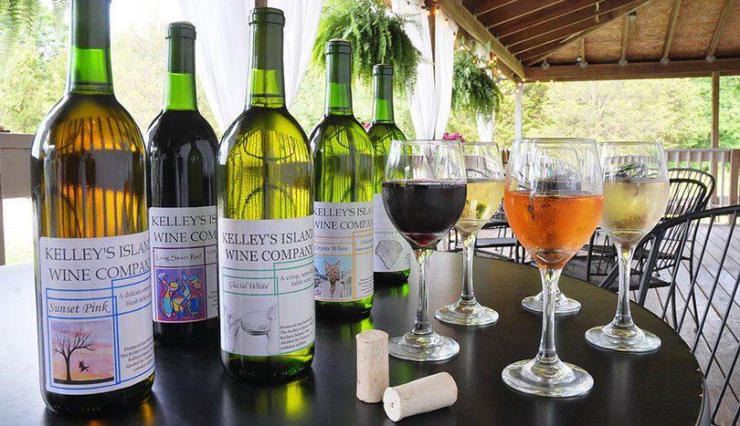 Kelleys Island Wine