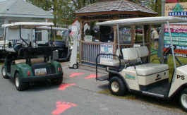 Caddy Shack Carts