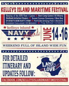 Kelleys Island Maritime Festival