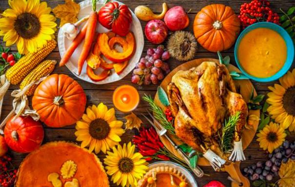 Thanksgiving Potluck Kelleys Island Ohio